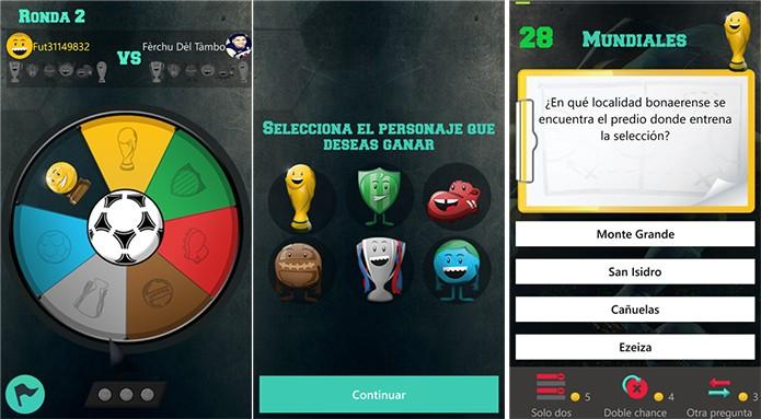 Futeboleando é um divertido quiz para Windows Phone sobre futebol (Foto: Divulgação/Windows Phone Store)