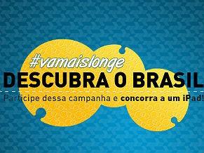 Campanha Vá mais longe, descubra o Brasil - Museu da Pessoa (Foto: Divulgação)