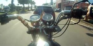 moto estrada (Foto: Reprodução/EPTV)