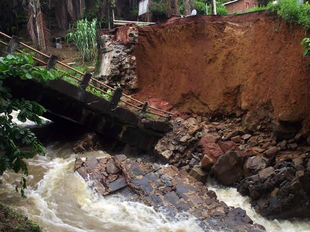 Chuva em Ituberá (Foto: Assessoria de Comunicação / Prefeitura de Ituberá)