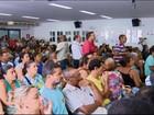 Em greve, servidores de Divinópolis pedem apoio da Câmara
