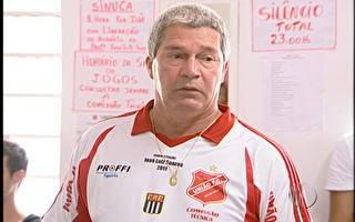José Luiz Soares - União Mogi (Foto: Reprodução / Esporte D)