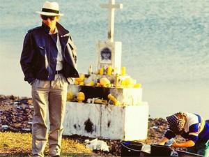 Imagem original da novela 'Roque Santeiro', da TV Globo, de 1985. Texto de Dias Gomes vai virar musical (Foto: Site Memória Globo / Divulgação)