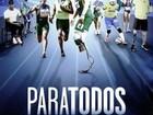 'Paratodos' valoriza retratos humanos de atletas paralímpicos brasileiros
