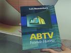 Livro sobre os 25 anos da 'TV Asa Branca' é lançado em Caruaru, PE
