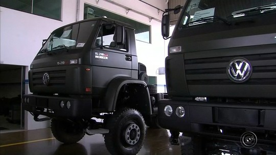 Venda de caminhões cresce na região de Itapetininga, afirmam donos de concessionárias