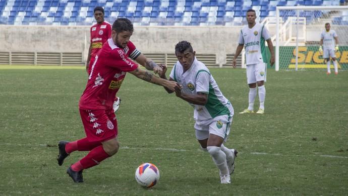 Cuiabá empata com América-RN (Foto: Pedro Lima/Cuiabá Esporte Clube)