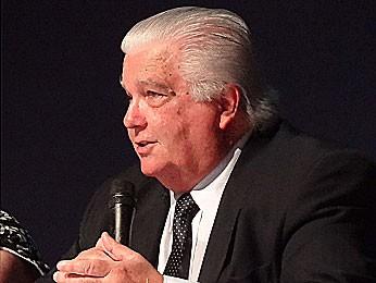Marco Antonio Raupp, ministro de Ciência e Tecnologia (Foto: Katherine Coutinho / G1)