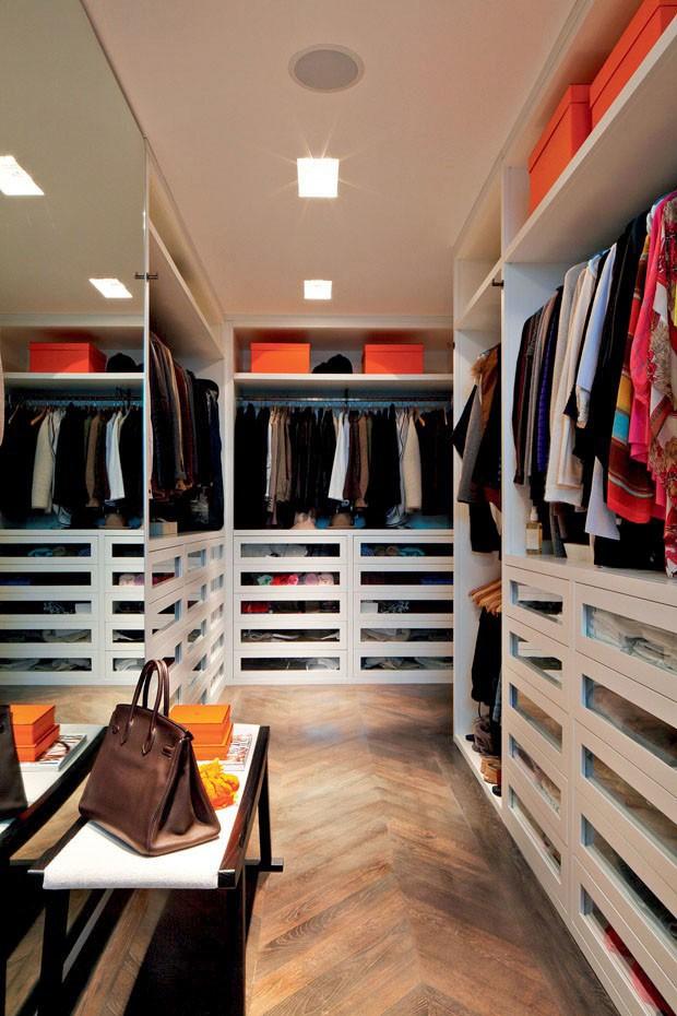 Organização de closets (Foto: Divulgação)