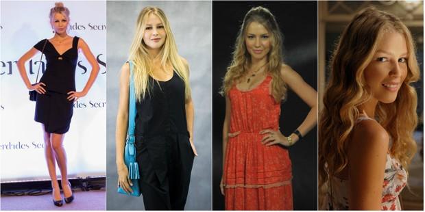 A modelo e atriz Rhaísa Batista estará na novela Verdades Secretas (Foto: TV Globo/Divulgação)