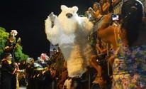 Urso Amigo Batucada é bicampeão (Dayse Euzébio/Secom-JP)
