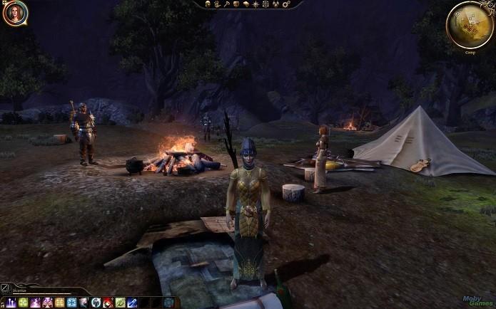 Sempre volte ao acampamento quando precisar (Foto: Divulgação)