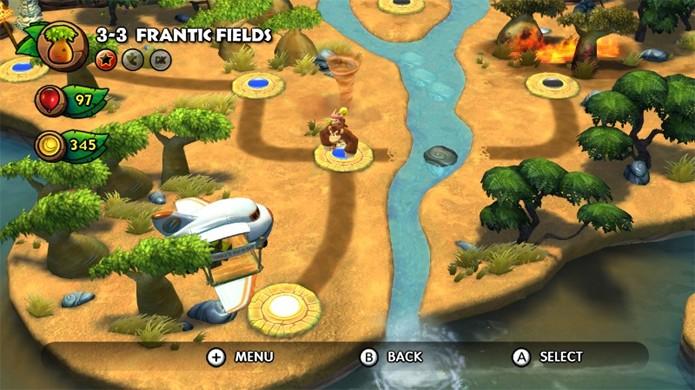 Bug em Donkey Kong Country: Tropical Freeze pode impedir seu progresso (Foto: My Nintendo News)
