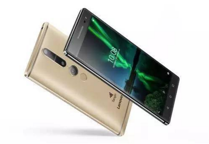 Smartphone da Lenovo para o Project Tango pode ser revelado no Tech World (Foto: Reprodução/Steve Hemmerstoffer)