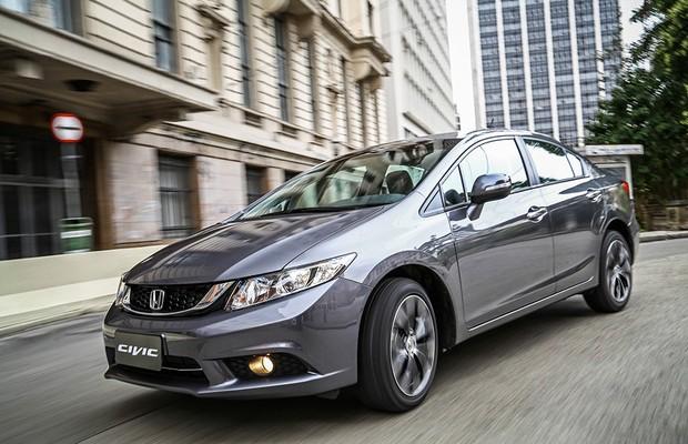 Honda Civic 2016: todos os preços, versões e custos