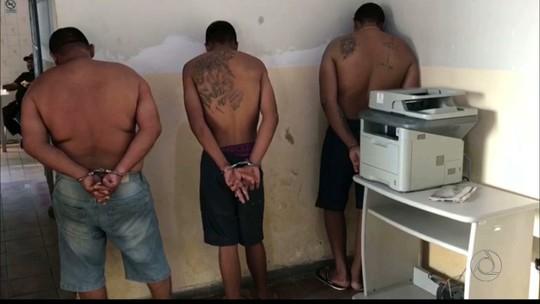 Operação prende suspeitos de tráfico de drogas em Bayeux, na Paraíba