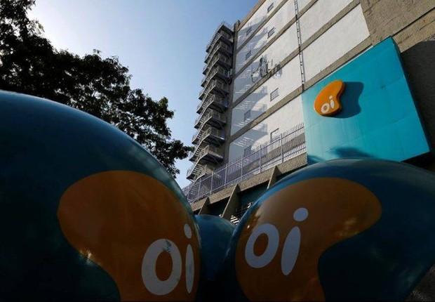 Prédio da operadora Oi no Rio (Foto: Sergio Moraes/Reuters)