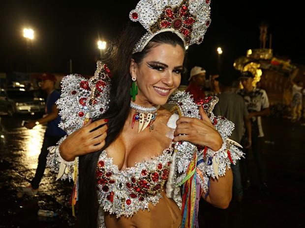 Tânia Oliveira (Foto: Celso Tavares / Ego)