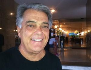 Mauricio rodrigues, candidato no Flamengo (Foto: Vicente Seda / GLOBOESPORTE.COM)