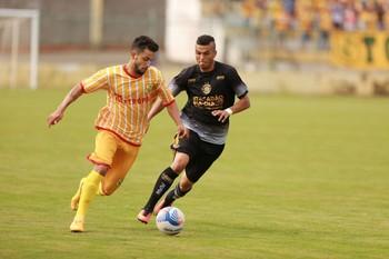 Brasiliense foi melhor que o Sobradinho na segunda etapa (Foto: Michael Melo / Metropoles.com)