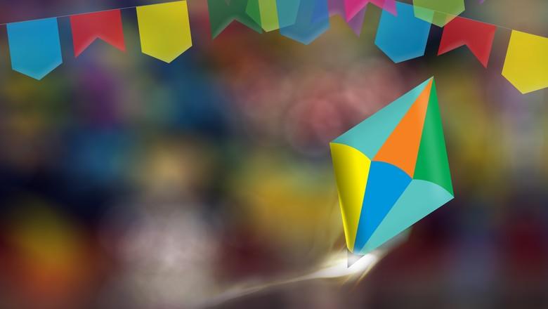festa-junina-bandeirinha-bandeirinhas-sao-joao-quadrilha (Foto: Thinkstock)