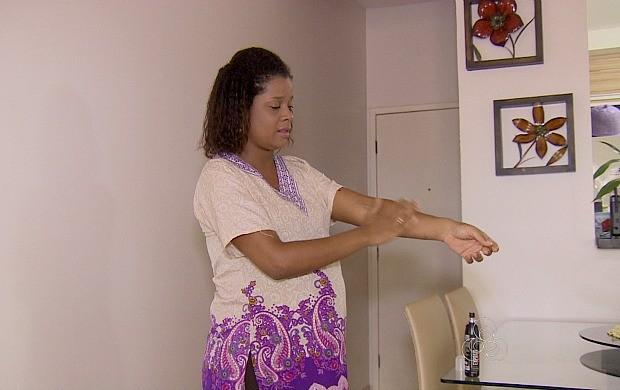 Rondônia TV alerta para importância de grávides se prevenirem contra o zika vírus (Foto: Rondônia TV)