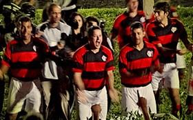Famoso gesto de Bebeto na Copa de 94 foi repetido por Tufão