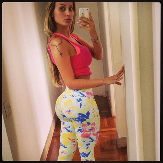 foto chica brasileira: