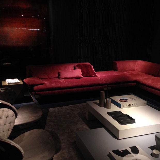 Salão do Móvel de Milão 2016  (Foto: Michell Lott )