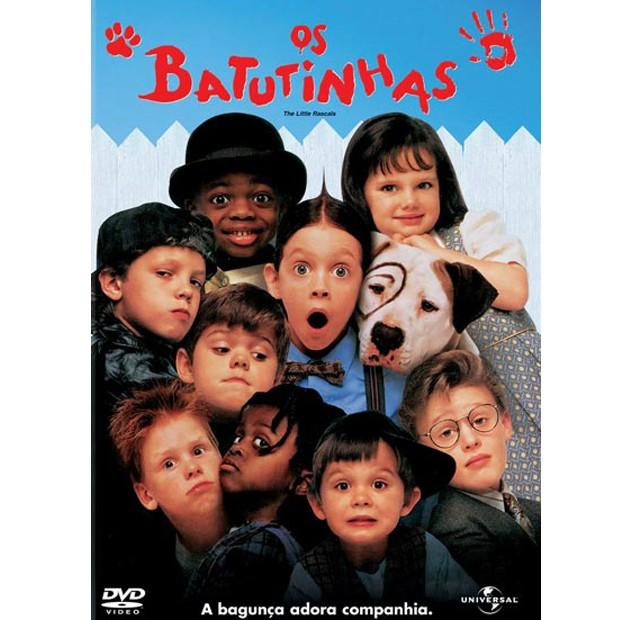 """Capa do filme """"Os Batutinhas"""" (Foto: Reprodução)"""