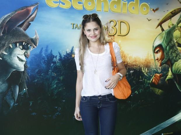 Jessica Alves (Foto: Roberto FIlho/ Ag. News)