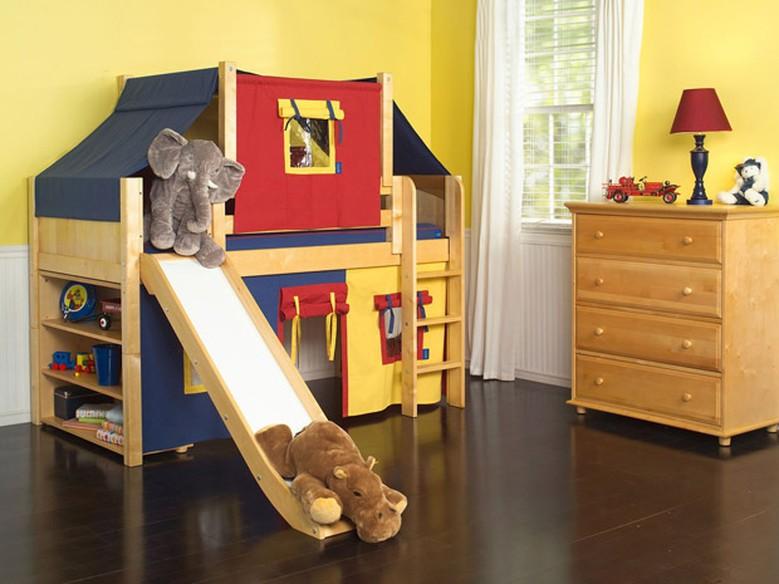 Cama infantil m vel ganha formas criativas casa gnt - Fotos camas infantiles ...