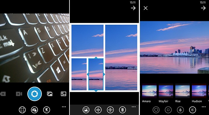 6tag é um cliente do Instagram com suporte nativo à colagem (Foto: Reprodução/Elson de Souza)