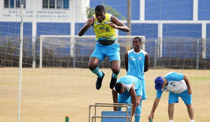Salazar Avaí (Foto: André Palma Ribeiro/Avaí F.C.)