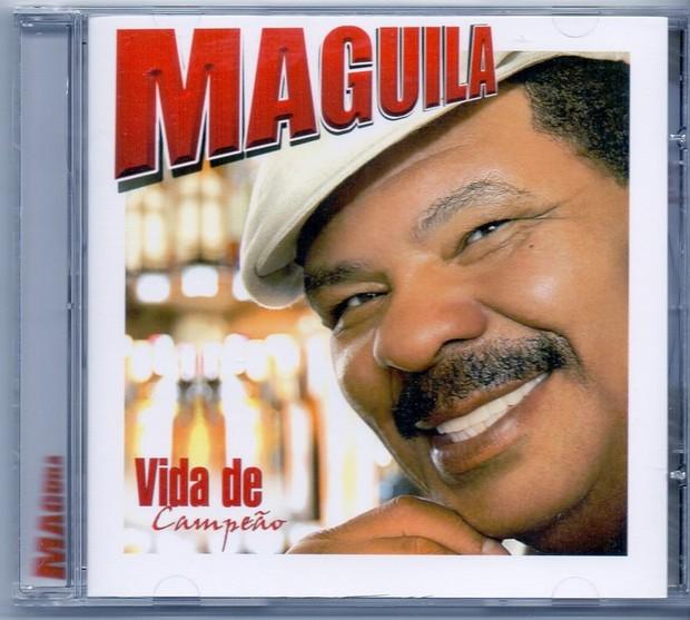 Vida de Campeão, disco de Maguila (Foto: Reprodução/Internet)