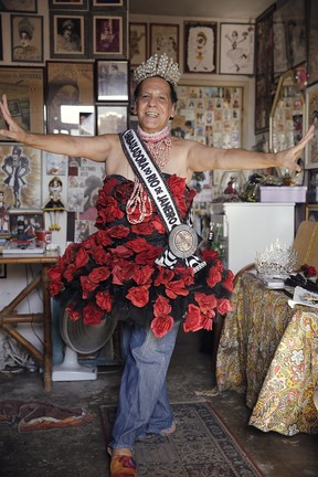 Isabelita dos Patins (Foto: Marcos Serra Lima / Ego)