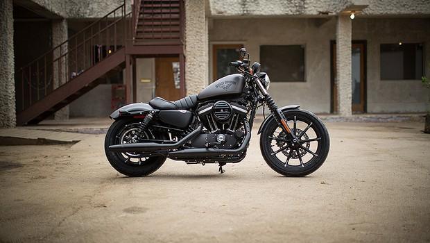 Harley Davidson Iron 883 (Foto: Harley-Davidson)