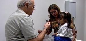 Autismo se instala nos 3 primeiros anos (Rede Globo)