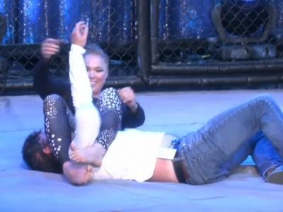 Ronda Rousey UFC (Foto: Reprodução)