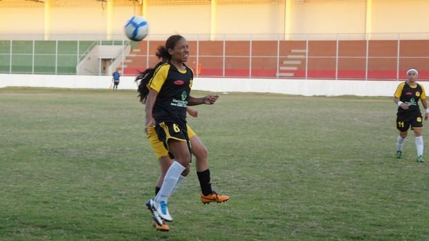 Campeonato Paraibano de futebol feminino (Foto: Larissa Keren / Globoesporte.com/pb)