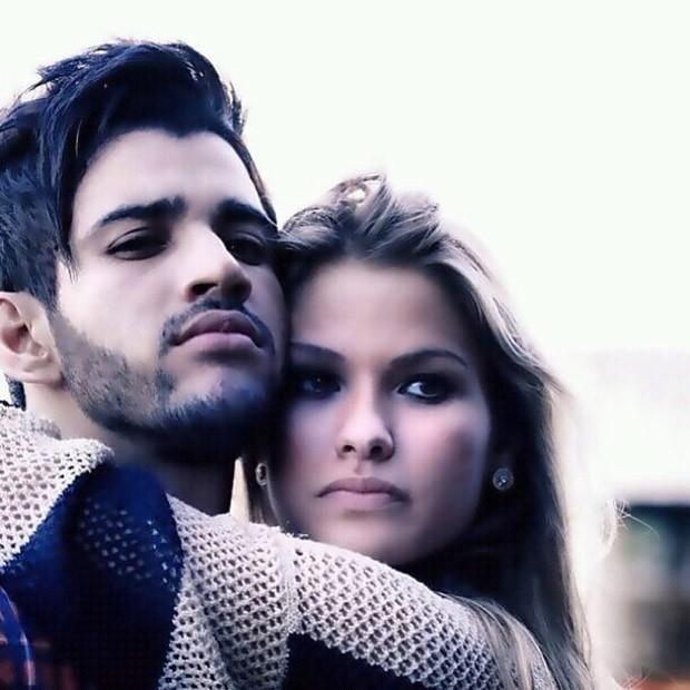 Gusttavo Lima e Andressa Suita (Foto: Instagram / Reprodução)