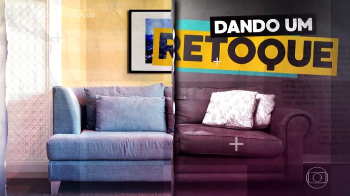 Dando Um Retoque (Foto: TV Globo)