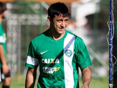 Robinho Coritiba treino (Foto: Divulgação / Site oficial do Coritiba)