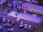 Dupla rende dez reféns em assalto a loja no DF; grupo se trancou em cofre