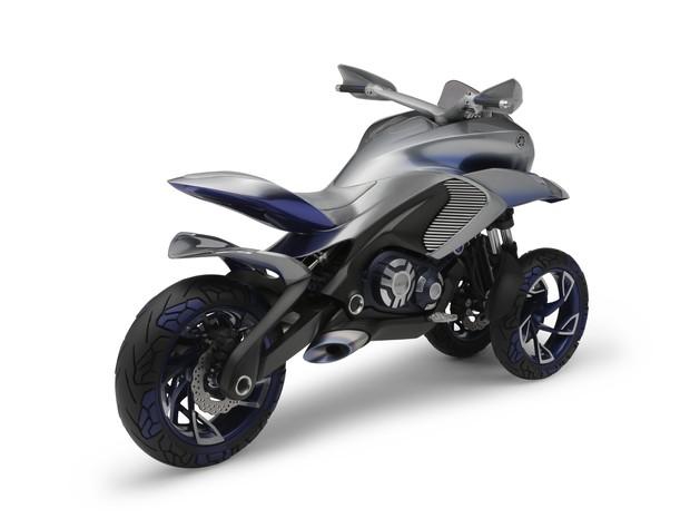 Yamaha 01GEN (Foto: Divulgação)