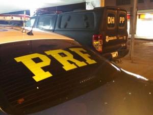 Agente da PRF estava de folga quando trocou tiros com adolescentes (Foto: Rafael Silva/ A Gazeta)