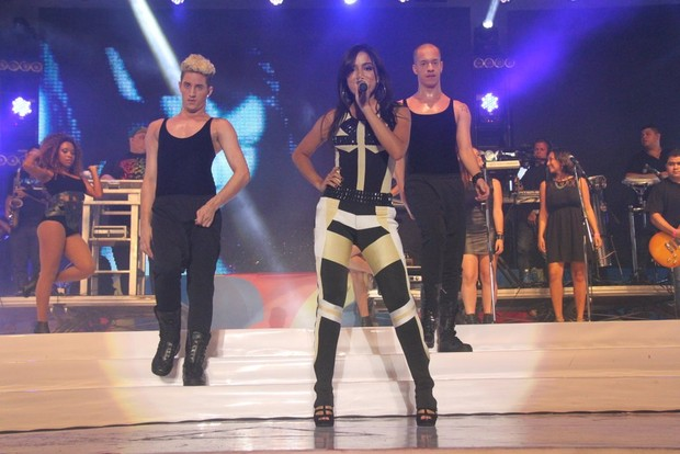 Anitta (Foto: Thiago Mattos/AgNews)