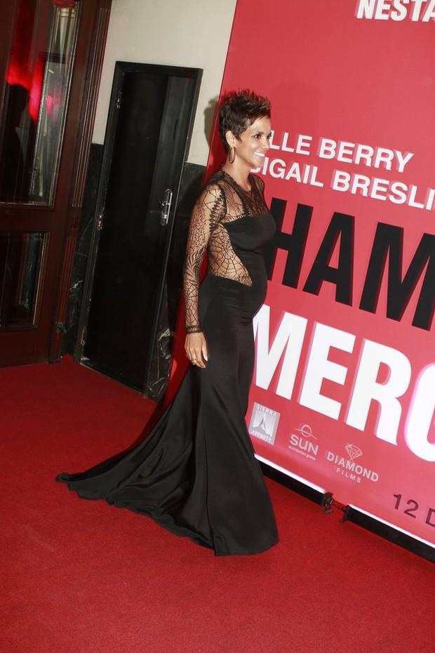 Halle Berry (Foto: Isac Luz / EGO)