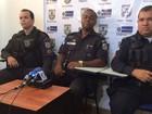 PMs detalham flagrante a coronel preso suspeito de pedofilia no Rio