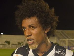 Roger Gaúcho, meia Treze (Foto: Cisco Nobre / GloboEsporte.com)